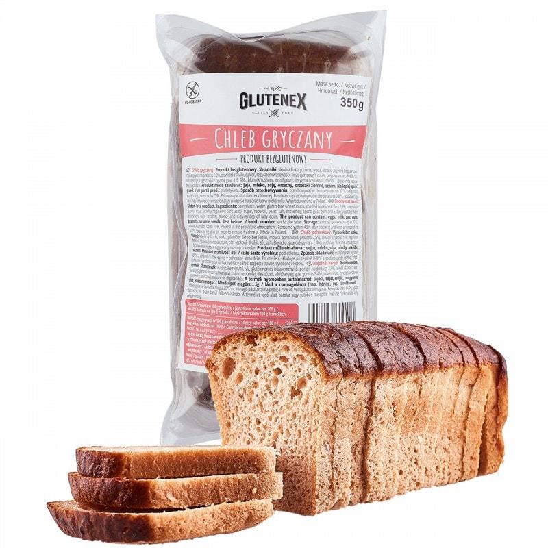 Chleb bezglutenowy gryczany