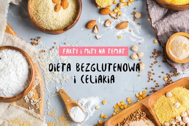 Dieta bezglutenowa, celiakia
