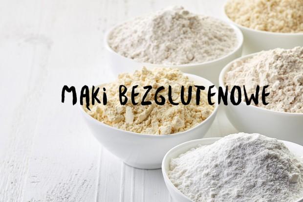 Mąki bezglutenowe
